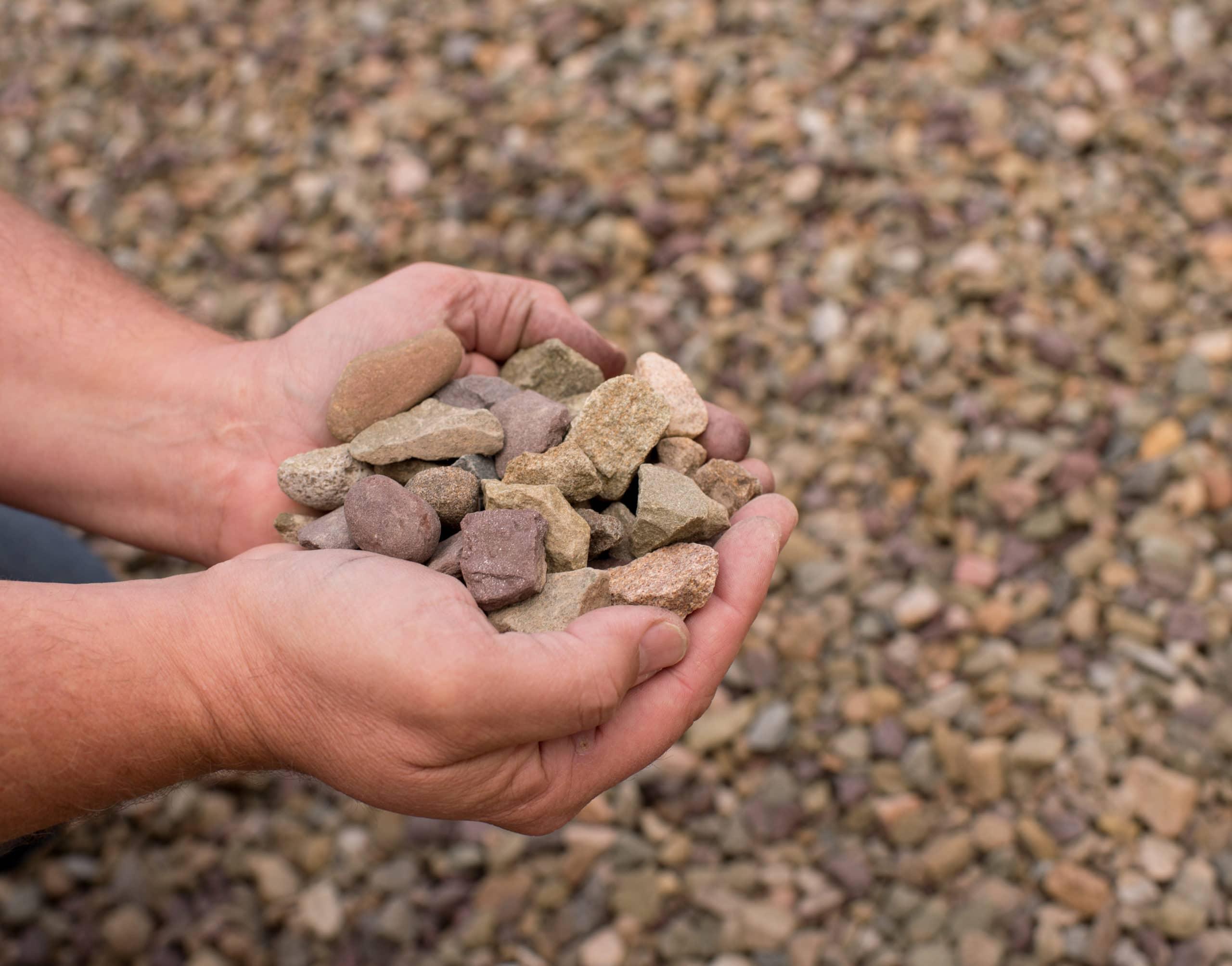 appalachian gravel 0.75 inch